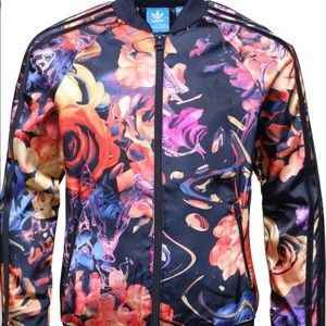 ✨HOST PICK✨Adidas Originals J Rose Track Jacket